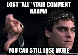 Shut Up Meme - to the guy saying he should shut up you probably should meme guy