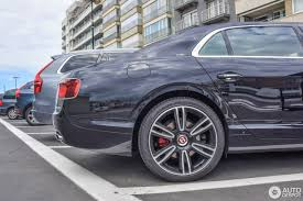 bentley continental flying spur black bentley flying spur v8 s 1 august 2016 autogespot