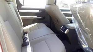 nissan altima interior backseat toyota hilux caught completely undisguised