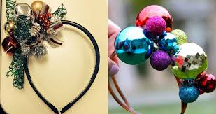 christmas hair accessories christmas hairstyles hair accessories to meet 2017 hairstyles