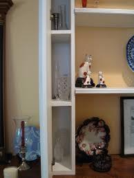 indigo woodworks custom built in dining room