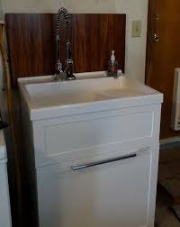 laundry sink cabinet costco utility sink with storage costco sink ideas