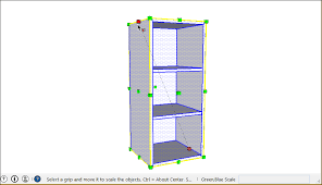 scaling your model or parts of your model sketchup knowledge base