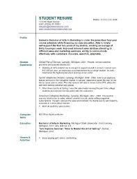 Resume Template Microsoft Office Resume Templates Microsoft Microsoft Sample Nursing Student