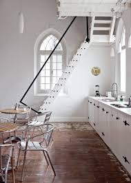 cuisine blanche parquet cuisine blanche et bois le combo gagnant