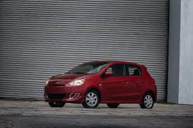 as tflcar predicted here comes the mitsubishi mirage the fast