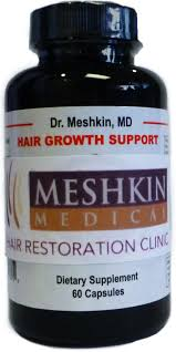 hair care products for hair loss meshkin medical 949 219 0027
