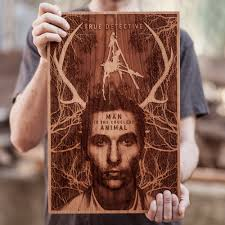 laser engraved wood by spacewolf ltd cromeyellow