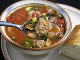cooker italian sausage and vegetable soup