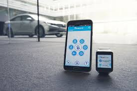 smart start app for android hyundai announces vehicle remote start lock location and other