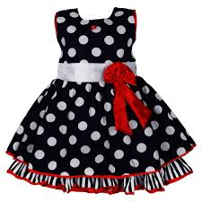 frock images wish karo baby girl s cotton frock dress dn 125nb in
