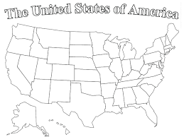 printable us map full page map of the united states of america