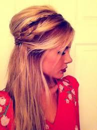 idã e coupe de cheveux mi idée coiffure soirée cheveux mi hair hair