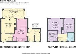 3 bedroom semi detached house for sale in crag view close