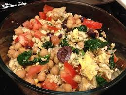 Mediterranean Style Food - mediterranean style eggs with kalamata olives nutrition twins