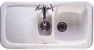 White Ceramic Kitchen Sink 1 5 Bowl Astracast Ceramic Kitchen Sinks Sinks Ideas