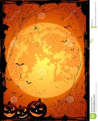 orange halloween background stock vector image 42892148