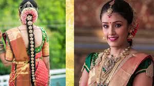 makeup bridal south indian bridal makeup hairstyle tutorial step by step