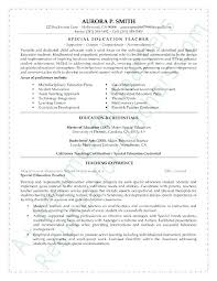 education resume example principal section writing guide genius