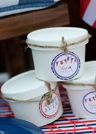 Nautical Themed Dinnerware Sets - kara u0027s party ideas nautical themed 4th of july party ideas decor