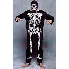 Skeleton Suit Halloween by Skeleton Costume Halloween Onesie One Size