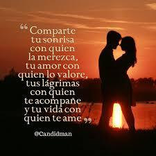 frases e imagenes de quiero estar contigo comparte tu sonrisa con quien la merezca tu amor con quien lo