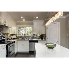 Brizo Tresa Kitchen Faucet Vortium Silestone Quartz Countertop Kitchens By Accent Interiors