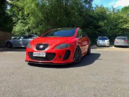 used 2008 seat leon cupra tsi cupra for sale in hertfordshire
