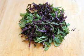 les herbes de cuisine la kitchenette de miss tâm le goût du recettes et cours