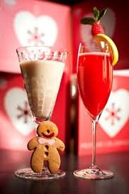 enjoy a festive mandarin bar cocktail at mandarin