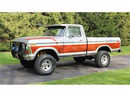 jeep honcho custom 1978 ford f 150 custom styleside pickup for sale classiccars com