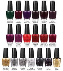opi u0027s holiday 2014 nail collab with gwen stefani is here