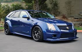 cadillac with corvette engine canepa cts v wagon my husband thinks this should be my car