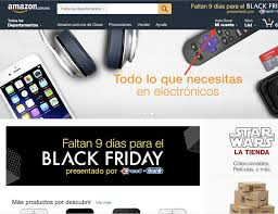 black friday amazon electronicos