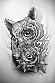 tribal owl tattoo 699 best buho tattoo images on pinterest owl tattoos owl tattoo