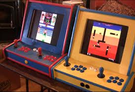 Bar Top Arcade Cabinet My New Raspberry Pi Bartop Arcade Cases Raspberry Pi Forums