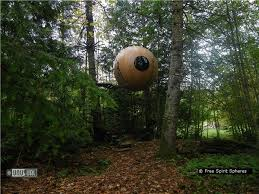 free spirit treehouses on vancouver island from gounusual