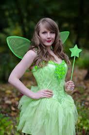 Tinkerbell Halloween Costume Adults Tinkerbell Costume Raindrops Sapphire