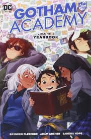 online yearbook database gotham academy yearbook collected dc database fandom