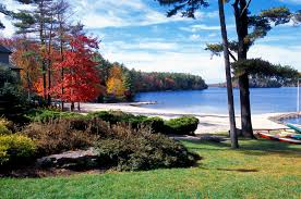poconos lakefront homes and properties for sale