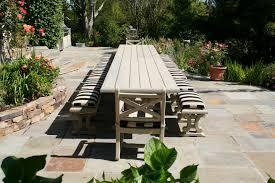 large outdoor dining table outdoor dining table outdoor dining table building plans youtube