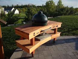 diy grill table plans 35 best grilling and barbecue images on pinterest big green eggs