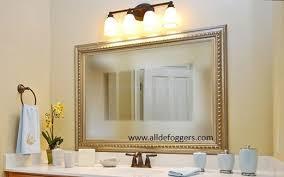 bathroom mirror nrgmirrordefoggers