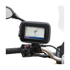 porta navigatore auto porta navigatore givi s950 a sgancio rapido per manubri