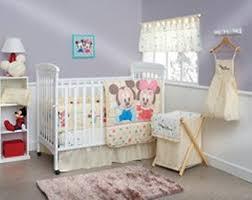 Mickey And Minnie Crib Bedding New Baby Friends Minnie And Mickey Crib Bedding Nursery Set 7 Pc