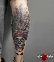 indian skull by artmakia on deviantart