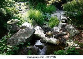 Rock Garden Bellevue Yao Japanese Garden At Bellevue Botanical Gardens Bellevue Stock