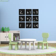 28 square wall stickers square silhouette wall sticker wall square wall stickers set of square chalkboard wall stickers stickerscape uk
