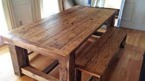 rustic farm dining table glamorous rustic farmhouse dining table with look at