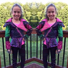 Disney Store Halloween Costumes Disney Descendants Mal Costume Photos Video Ideas